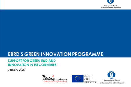 Programul Green Innovation dezvoltat de BERD